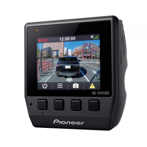 "REJESTRATOR PIONEER NDDVR100 2"" Full HD,114 st,gps,SD 8GB"